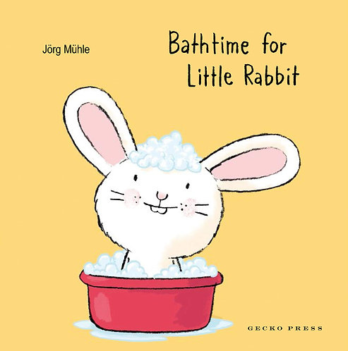 Bathtime for Little Rabbit (Board Book)