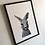 Thumbnail: A2 Fine Art Print – Hello Roo