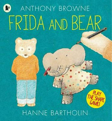Frida and Bear (Paperback)