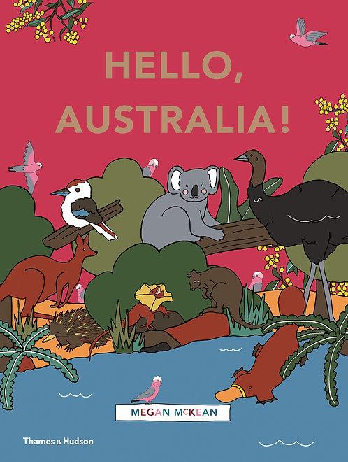Hello, Australia! (Hardcover)