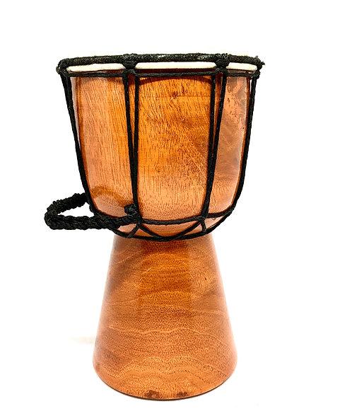 Hand made Djembe Drum - 20cm