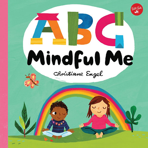 ABC Mindful Me (Board Book)