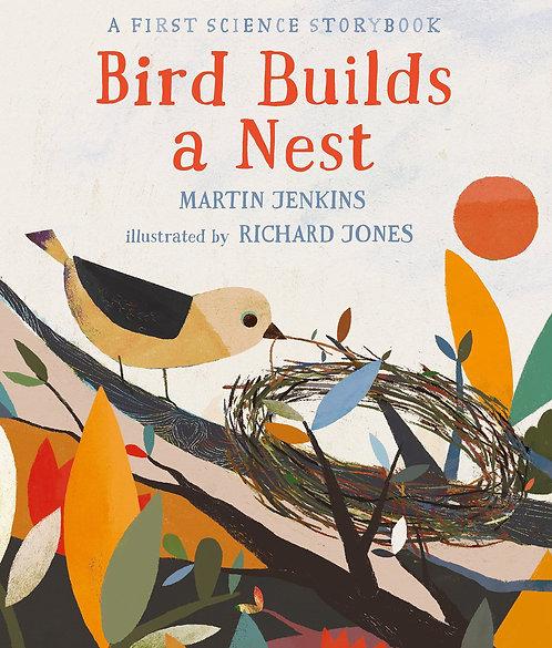 Bird Builds a Nest: A First Science Storybook (Paperback)