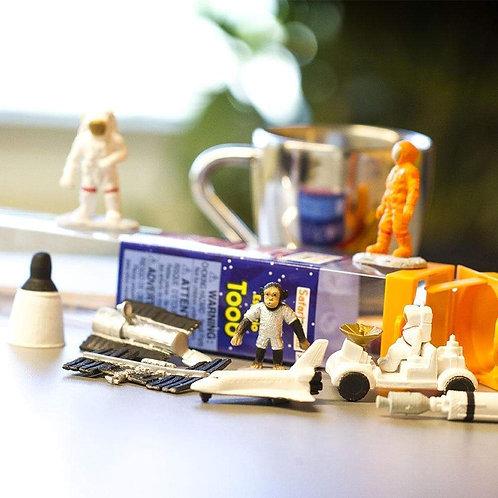 Space Montessori Language Figurines Collection