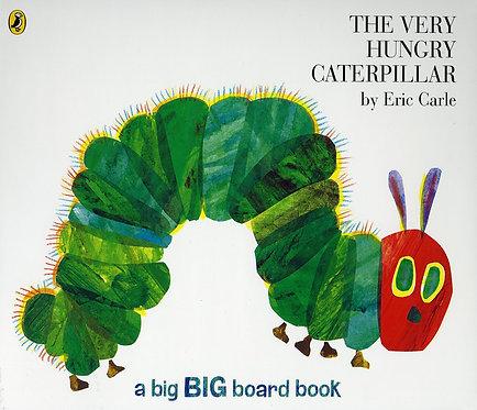 The Very Hungry Caterpillar: Big Board Book
