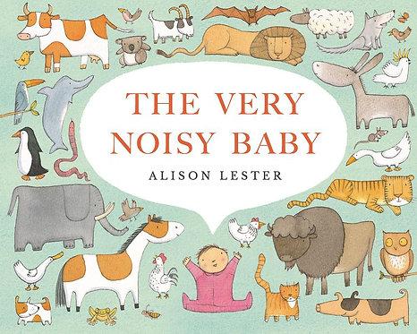 The Very Noisy Baby (Hardcover)