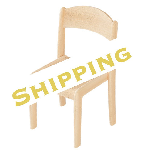 Each Chair SHIPPING Cost
