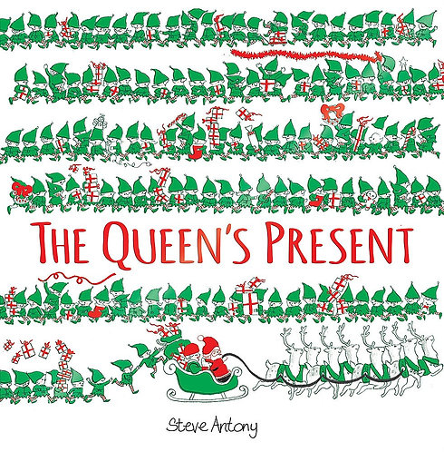 The Queens Present (Paperback)