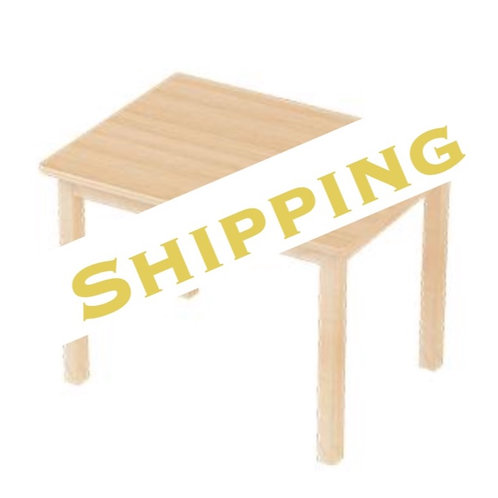 Each Table and Other Furniture SHIPPING Cost