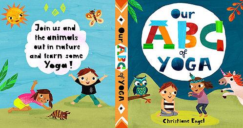 ABC Yoga (Board Book)