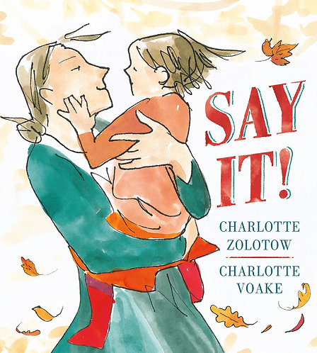 Say It! (Hardcover)