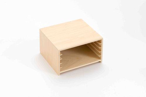 Storage for Set of 5 Wooden Puzzle