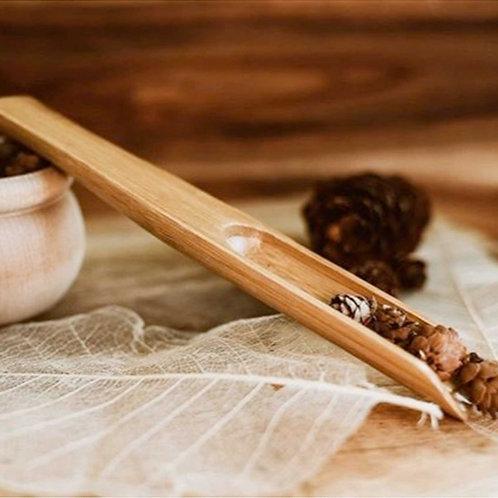 Bamboo Scoop