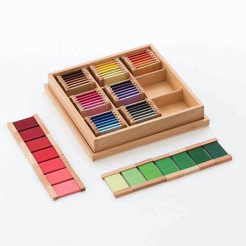Montessori Premium Silk Colour Tablets 3
