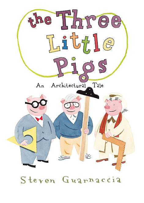 Three Little Pigs (Hard Cover)