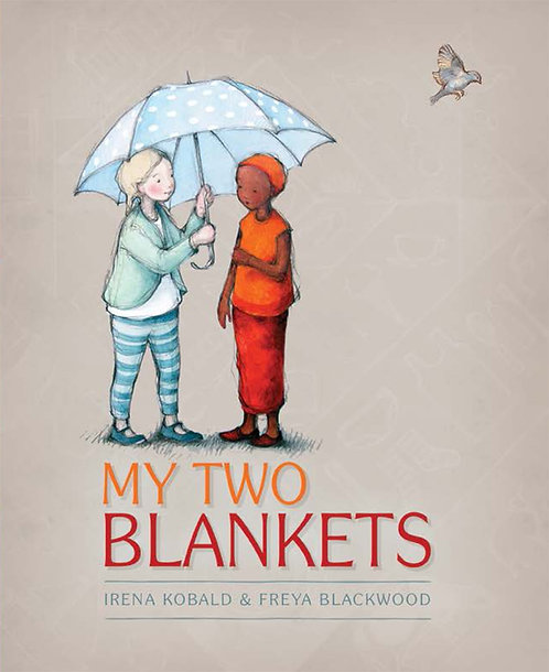 My Two Blankets (Paperback)