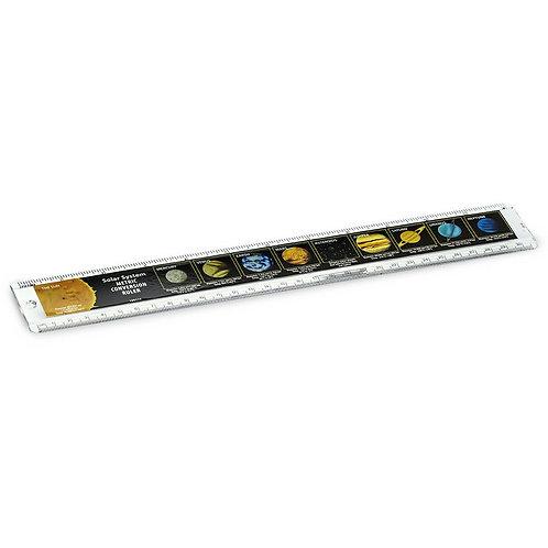 Solar System Ruler