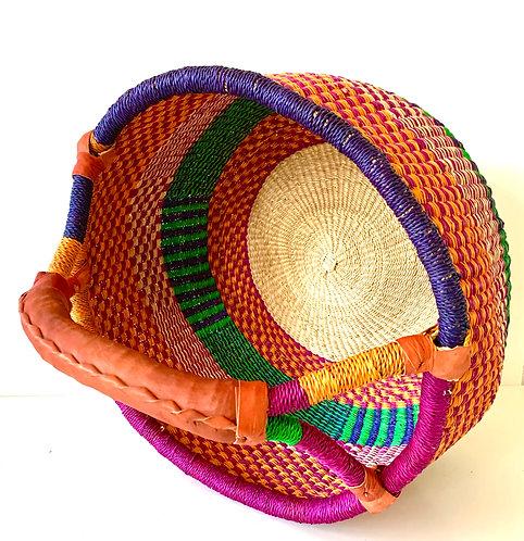 Round Shaker Basket - Medium 26-30cm