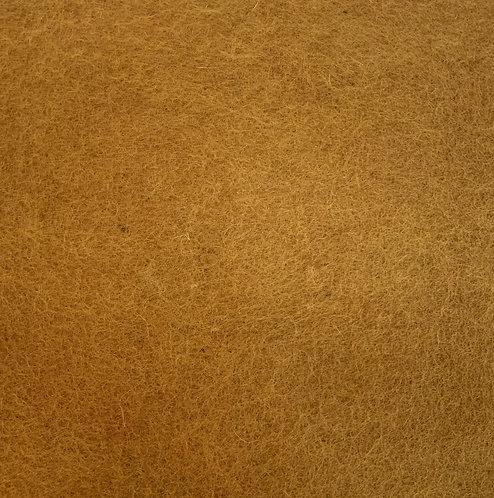 Papoose Felt Sheet Earth Mustard