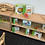Thumbnail: Ultimate Storage Units Closed-Back 120 x 45 x 42cm Solid European Beech