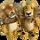 Thumbnail: Papoose Felt Giant Lion Each