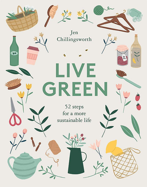 Live Green (Hard Cover)