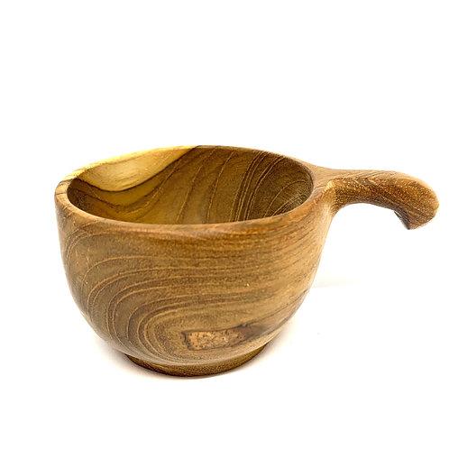 Teak Wood Baby Cups 1 Piece