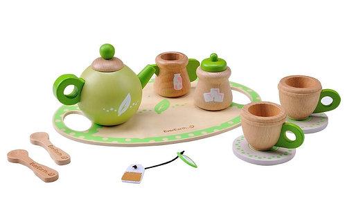 EverEarth Wooden Tea Set
