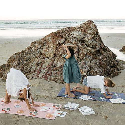 Mindful & Co Kids Yoga Mat - Sweet