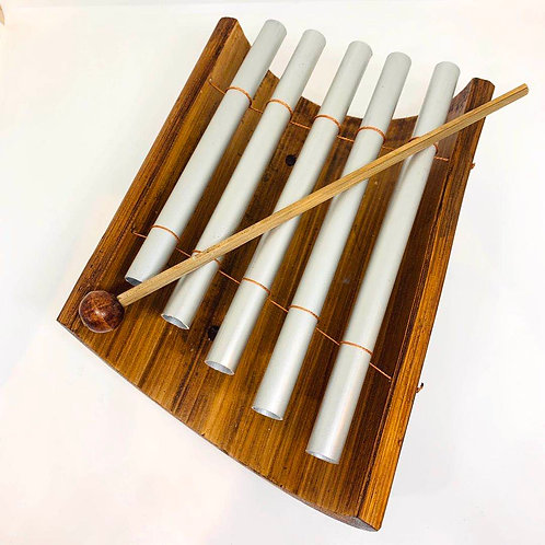 Papoose Natural Bamboo Xylophone