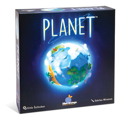 Planet Game - Creating Sustainable Animal Habitat