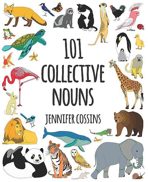 101 Collective Nouns (Hardcover)