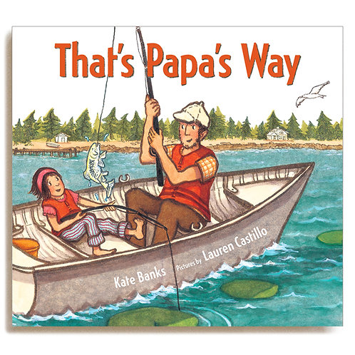 That's Papa's Way (Hardcover)