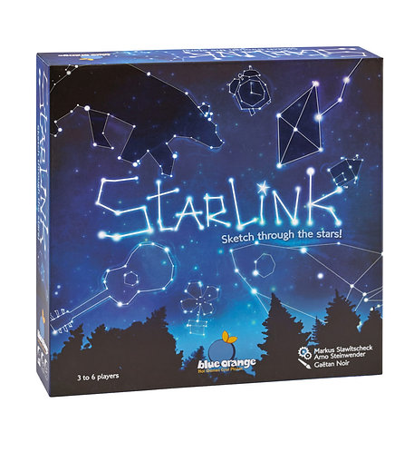 Starlink Constellations Learning Game
