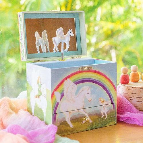 Enchantmints Music Box Unicorn