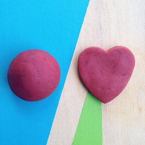 Blood Orange Sensory Play Dough -- 400 gram