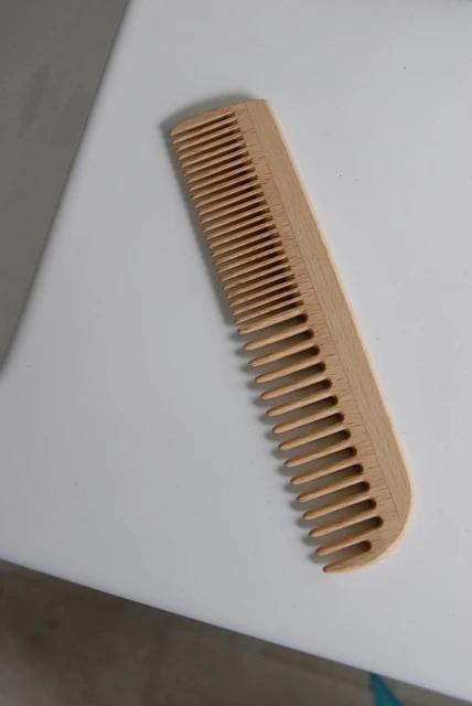 Beechwood Wooden Comb