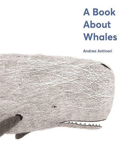 A Book About Whales (Hardcover)