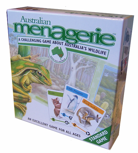 Australian Menagerie Game