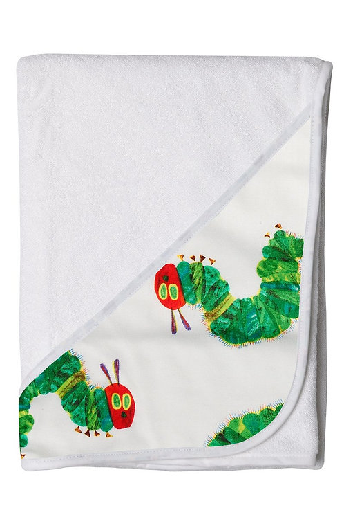 Hands Free Baby Bath Towel - Very Hungry Caterpillar