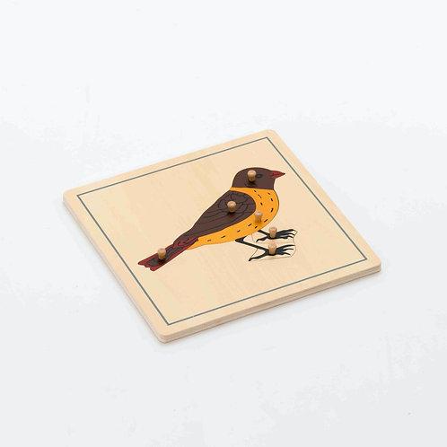 Bird Wooden Puzzle