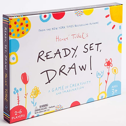 Ready Set Draw! A Game of Creativity and Imagination