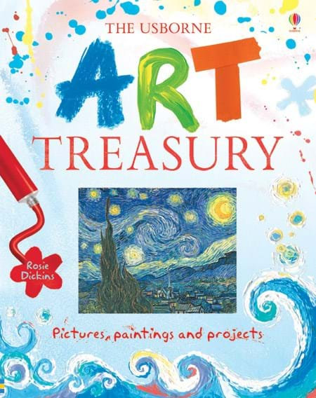 Art Treasury (Hardcover)