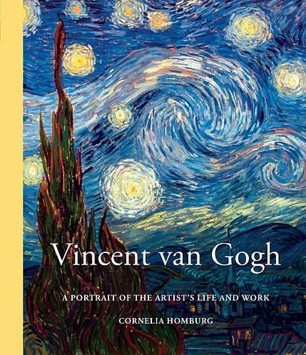 Vincent van Gogh: A Portrait of His Life and Work (Hardcover)