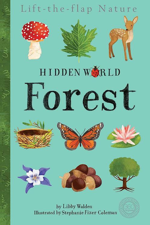 Hidden World: Forest ( Hard Cover)