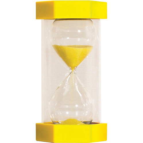 Large Tooth Brushing Sand Timer 3 Minutes