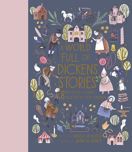 A World Full of Dickens Stories Hardcover