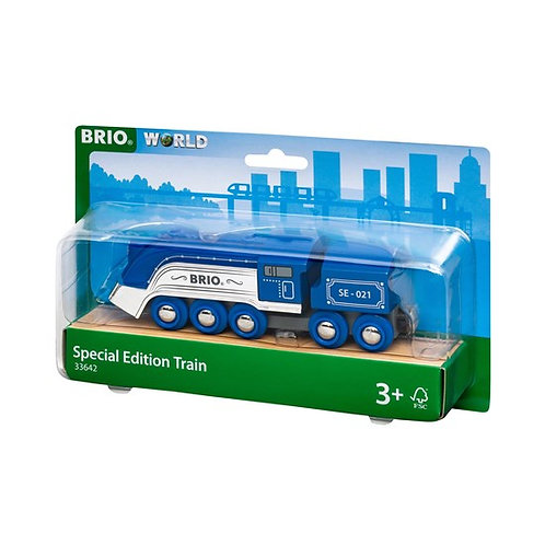 BRIO Special Edition Train 2 Pcs