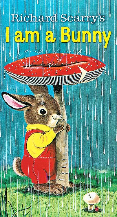 I Am a Bunny (Board Book)