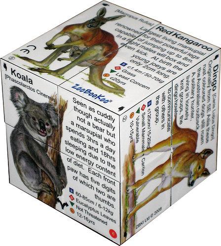 Australian Animals Zoobookoo